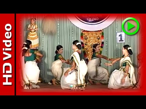 Thiruvathirakali 01 - 52nd Kerala School Kalolsavam - 2012 Thrissur video