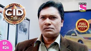 CID - Full Episode 826 - 18th November, 2018