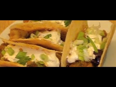 Low Carb Shrimp Taco Recipe (part2)