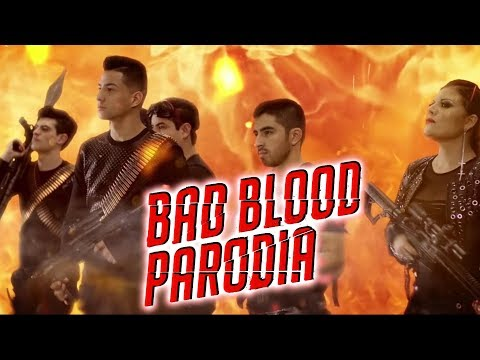 DONALD TRUMP - BAD BLOOD PARODIA - Don Cheto & Luis Coronel (VIDEO OFICIAL FULL HD) #BadDonald