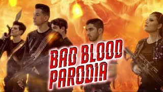 BAD BLOOD PARODIA - Don Cheto & Luis Coronel (VIDEO OFICIAL FULL HD)