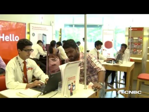India's mobile banking revolution | CNBC International