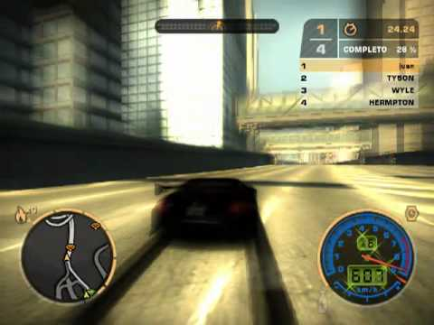 Need For Speed: Most Wanted a 607 km/h