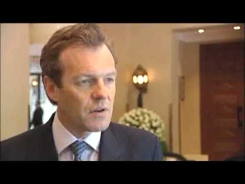 Jonathan Worsley, Chairman, Bench Events @ AHIC 2010