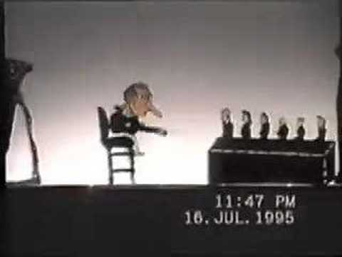 Corfu Guitar Festival, 1995, Shadow Theater, Part 4