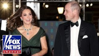 Kate Middleton ripped for not wearing black to BAFTAs