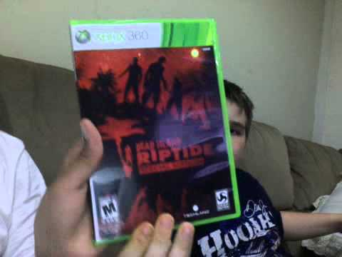 Dead Island Riptide!!!