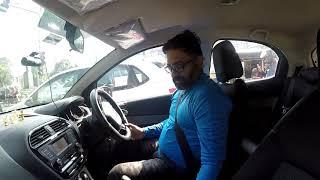TATA TIAGO XZA AUTOMATIC DRIVING EXPERIENCE