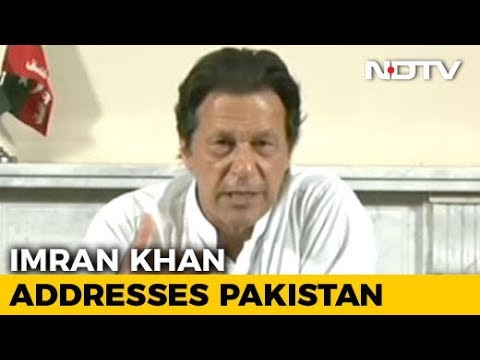 Imran Khan's Presidential-Style Address to Pakistan