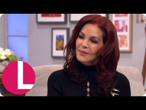 Priscilla Presley On Elvis' Legacy And Being A Panto Villain | Lorraine