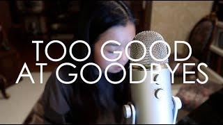 Download Lagu Too Good At Goodbyes - Sam Smith (cover) Gratis STAFABAND