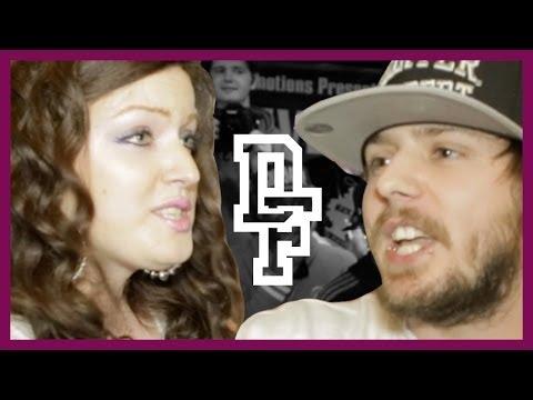 DEKAY VS DOTZ | Don't Flop Rap Battle *GRAB BAG FREESTYLE*