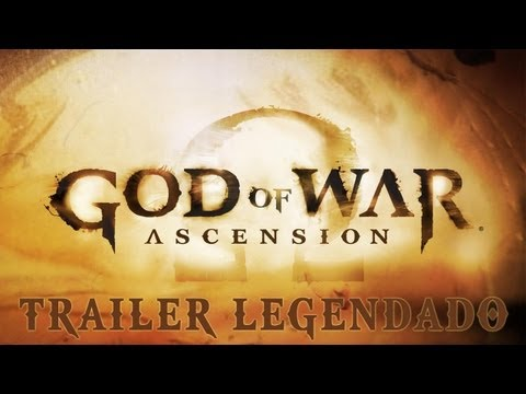 God of War: Ascension - Trailer Legendado + Opniões - Noberto Gamer