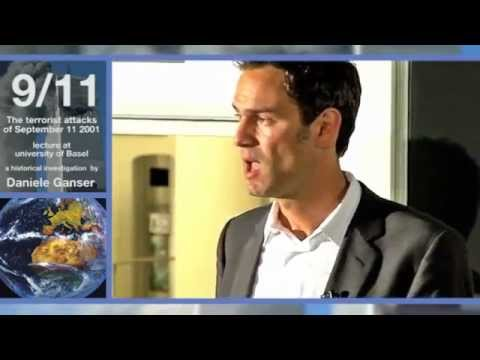 9/11 Investigation - Daniele Ganser -10 Years after the Terror Attacks of 9/11/2001