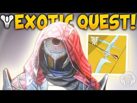 Destiny 2: NEW SECRET CHARACTER & MISSING EXOTIC! Queens Wrath Quest, Ahamkara & Raid Loot