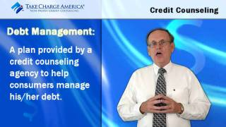 What is Credit Counseling?  Discover regarding Debt Relief Options - Take Charge America, Inc.