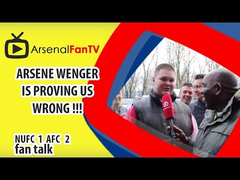Arsene Wenger Is Proving Us Wrong !!! | Newcastle 1 Arsenal 2