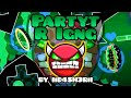 Geometry Dash [1.9] (Demon) - Partyt R Igng by ||D4SH3R||