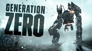 Generation Zero Gameplay (PC, ACER Aspire E5-575G, Intel Core i3-7100U)