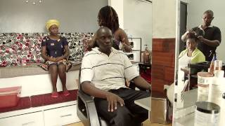 Kansiime catches the husband red handed. Kansiime Anne. African comedy.