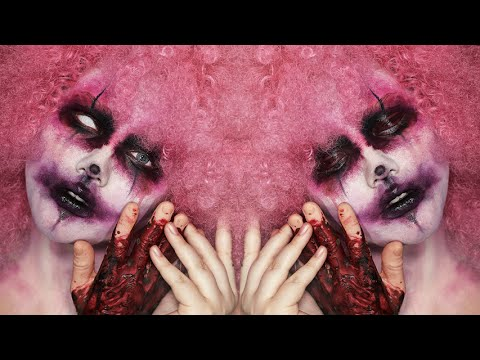Creepy Clown ⋆ Halloween Makeup Tutorial