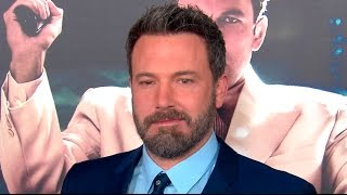 Ben Affleck & Matt Damon at the Live By Night Premiere