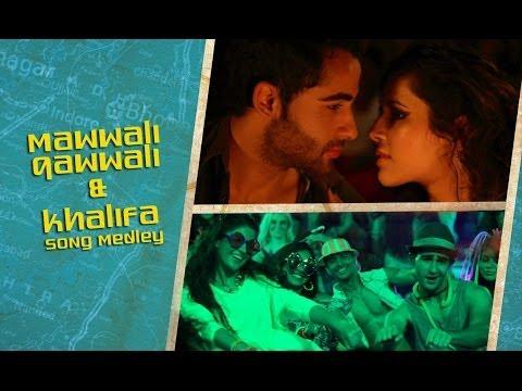 Mawwali Qawwali & Khalifa (Song Medley) | Lekar Hum Deewana Dil
