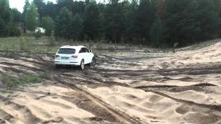 "q7 ""offroading"" in sand 3"