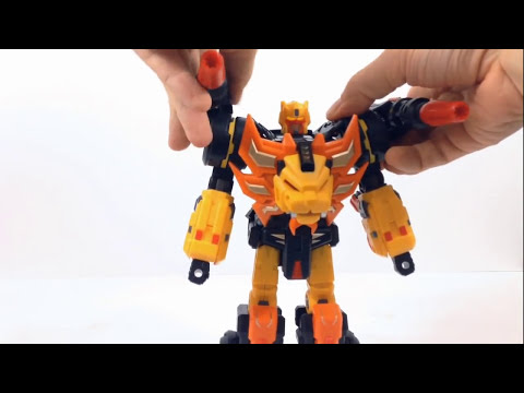 Video Review of TFC Toys Ares Nemean