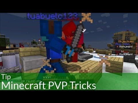 Tip: 5 Minecraft PVP Tricks