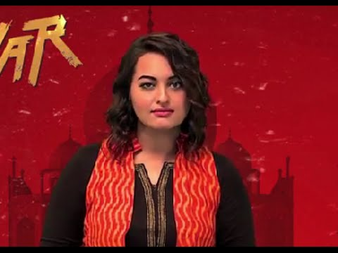 Sonakshi Sinha invites you to join the Tevar Gang | Releasing 9th January