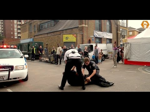 NYPD VS London Prank