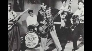 Watch Gene Vincent The Night Is So Lonely video