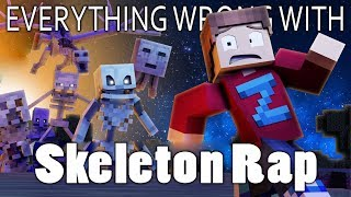 Everything Wrong With Skeleton Rap In 10 Minutes Or Less