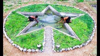 Build Fish Pond