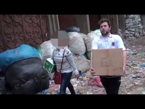 Man to Human Asbl - Documentary Development Aid Project in Cairo