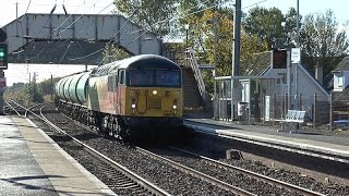 Colas & RHTT moves at Kilmaurs & Barassie 12-10-15
