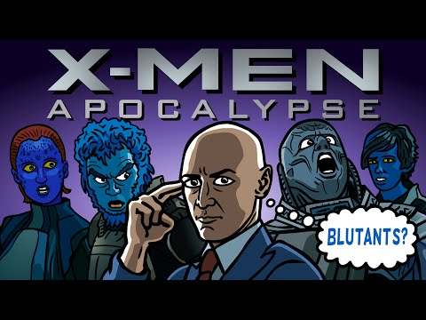 X-Men: Apocalypse (2016) Watch Online - Full Movie Free