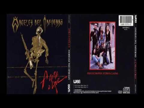 Angeles Del Infierno - A Cara O Cruz (album)