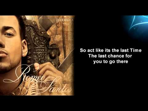 All Aboard  Romeo Santos Ft Lil Wayne Letra  Lyrics  Formula Vol1 2011 HD