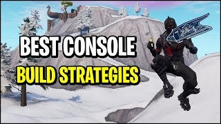 5 BEST Building Tips and Drills in FORTNITE CREATIVE - Console Building Tips
