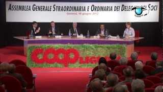 Coop Liguria - Assemblea Generale dei Delegati dei Soci - R. Ferrari