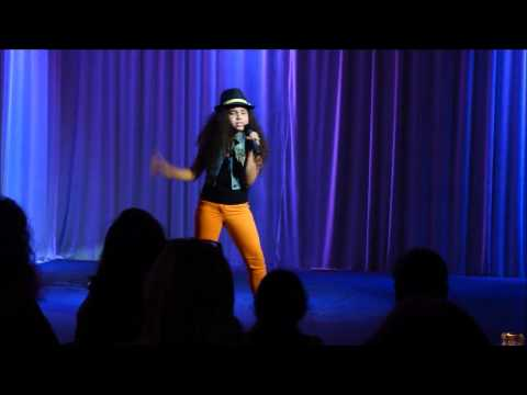 9 year Old Brianna Curiel Cover Square Biz Teena Marie