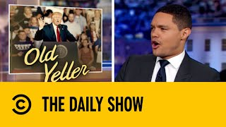 Ilham Omar Targeted By Donald Trump's Rally Chants | The Daily Show with Trevor Noah