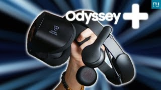 Samsung Odyssey + Plus Unboxing and First Impressions!