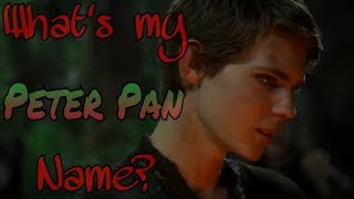 Peter Pan (feat. Captain Hook) - What's my Name? [OUAT AMV]