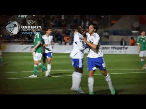 Football - Israel Hosts Under-21 Championships