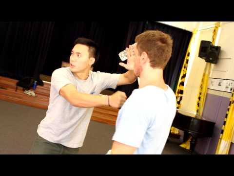 Krav Maga: Defensive knife drills Image 1