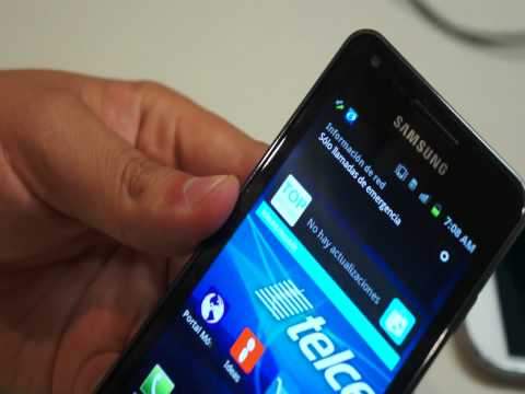 Galaxy S Advance Review