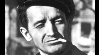 Watch Woody Guthrie Brown Eyes video